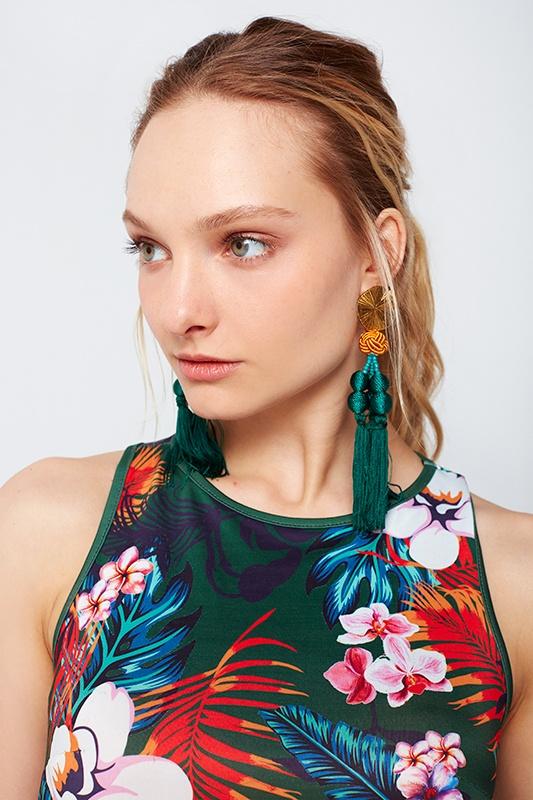 Peace flowers Elif Boutique 4